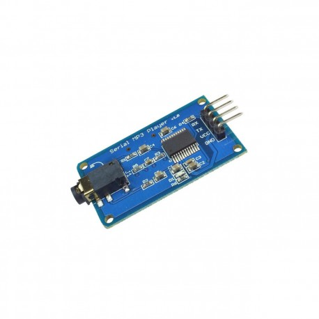 MP3 Player Module YX5300 with Audio Jack