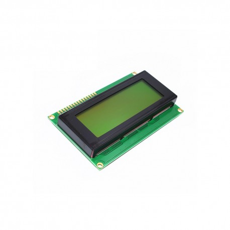 Character LCD Display (2004 20x4 20*4 Yellow / Green Screen)