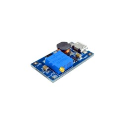 MT3608 DC-DC Step Up Power Booster Module [Micro USB]
