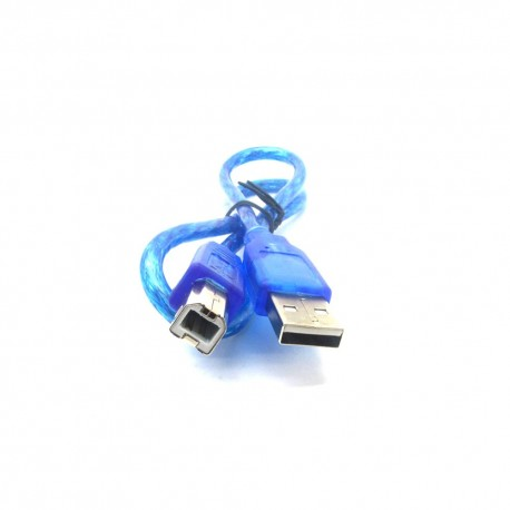 USB Type B Cable, Printer Cable (for Arduino Uno, Mega)