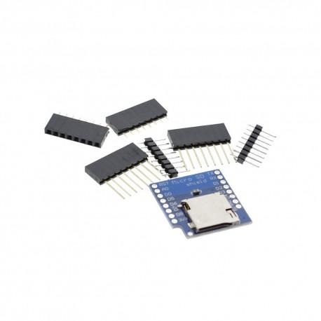 Micro SD Card TF Card Reader Shield Module for WeMos D1 mini