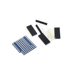 ProtoBoard Shield Module for WeMos D1 mini