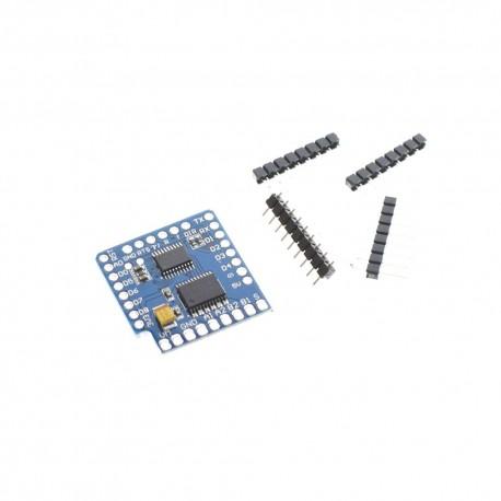 TB6612FNG I2C Dual Motor Driver Shield Module for WeMos D1 mini