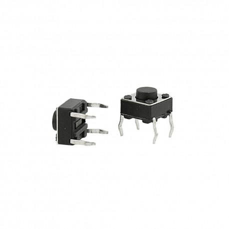 Tactile Push Button Switch 6x6x5mm