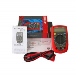 UNI-T UT33D Multimeter