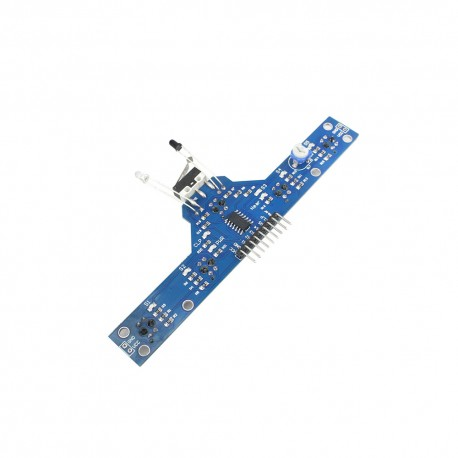 Smart 5 Channel 5CH IR Infrared Tracking Line Following Module with 5 Functions