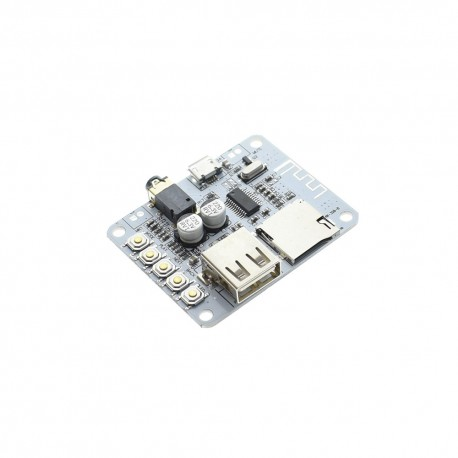 Bluetooth Audio MP3 Player Decoder Module A7-004 with Buttons USB and SD TF Card Slot