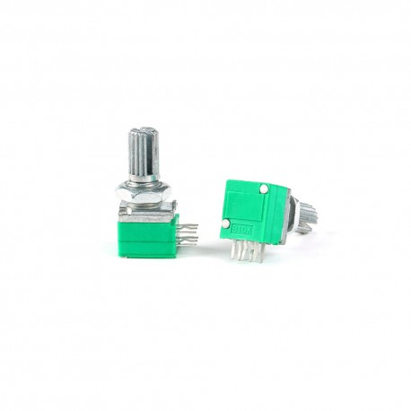 Rotary Encoder Potentiometer B10K 6Pin (6mm Shaft)