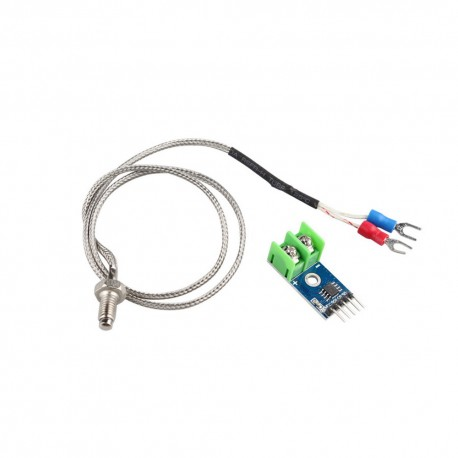K Type Thermocouple Temperature Sensor + MAX6675 Module