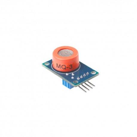 MQ-3 MQ3 Gas Sensor Module (Alcohol, Ethanol, Smoke)