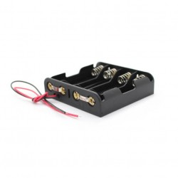 Battery Holder Box Case (AA x 4)