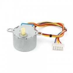 Gear Stepper Motor DC 5V 4 Phase [28BYJ-48]