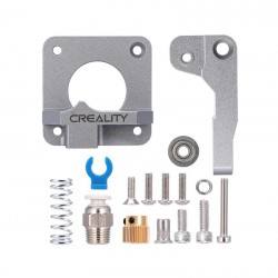 Creality MK8 Gray Color Metal Aluminum Extruder for all Ender and CR Printers