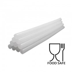 High Quality 11mm Hot Melt Glue Sticks White 30cm Long