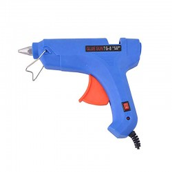 Big Hot Melt Glue Gun 60-80W 11mm Made in Taiwan