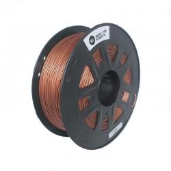 CCTREE Metal Filled PLA Copper, Bronze 3D Printer Filament 1.75mm 1Kg