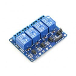 5V 4 Channel Relay Module
