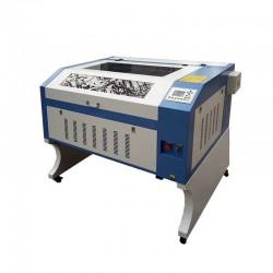9060 Blue & White RUIDA CNC CO2 Laser Engraving Machine 60W 80W 100W