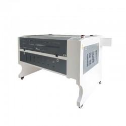 9060L Grey & White RUIDA CNC CO2 Laser Engraving Machine 60W 80W 100W
