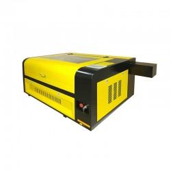 9060H Yellow RUIDA CNC CO2 Laser Engraving Machine 60W 80W 100W 130W