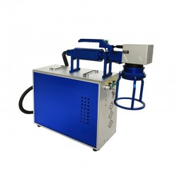TS2020 Portable Type Fiber Laser Marking Machine 20W 30W 50W