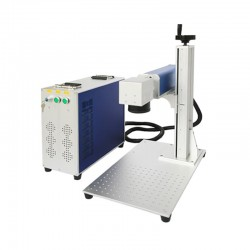 TS2020 Split Type Fiber Laser Marking Machine 20W 30W 50W