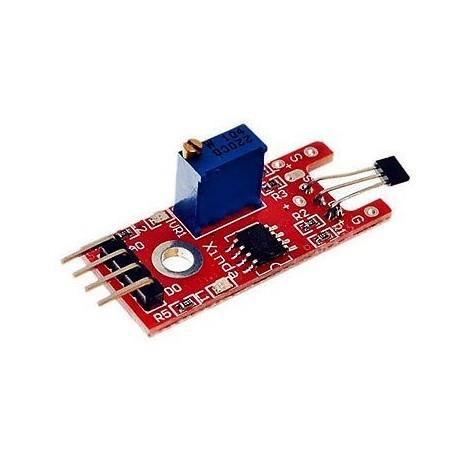 Hall sensor/Magnetic sensor module