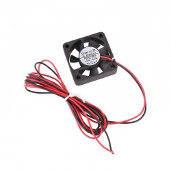 Creality 4010 Axial Fan 40x40x10MM 24V for Ender-3 Pro (Red-Black long wire)