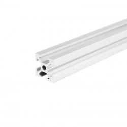 2020 V Slot Aluminium Extrusion Profile Silver 1m