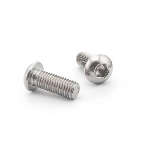 Button Head Socket Cap Screw Bolt M5 10mm