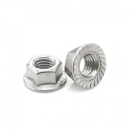 M5 Flange Nut for 20 Aluminium Extrusion