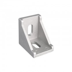 M5 Corner Angle Bracket (Long) for 20 Aluminium Extrusion