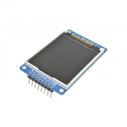 "1.8"" 128x160 TFT Color LCD Display ST7735S 3.3V SPI"