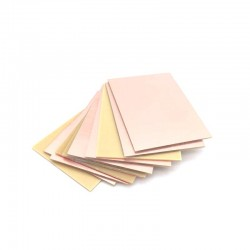 5x10cm 6x4inch 1mm Single Side Copper Clad Board