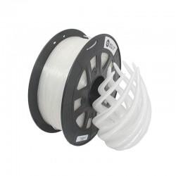 CCTREE Transparent/Translucent PLA 3D Printer Filament 1.75mm 1Kg
