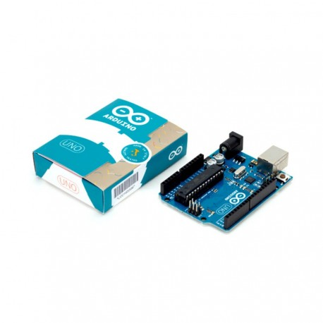 Arduino Uno with Original Box (with USB Cable)