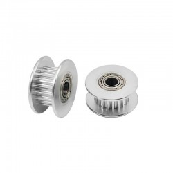 GT2 20T (With Teeth) Idler Timing Pulley W6 B5