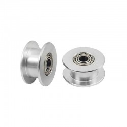 GT2 20T (No Teeth) Idler Timing Pulley W6 B5