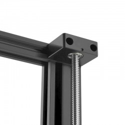 Aluminum Z-Axis Leadscrew Top Mount Holder for 3D Printers