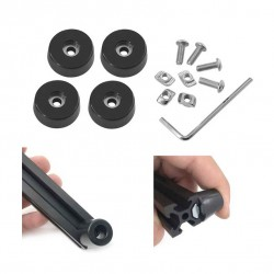 4 Sets Anti Vibration Feet for 2020 Aluminium 3D Printers and CNC