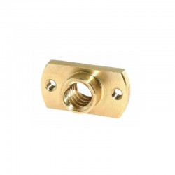 Flange T8 Nut (Lead 8mm) for Lead Screw