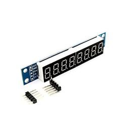 8 Digit 7 Segment Module MAX7219