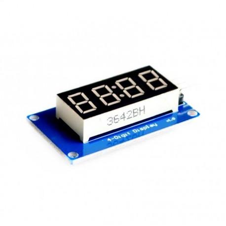 4-Digit 7 Segment module TM1637