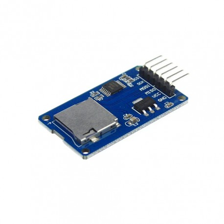 Micro SD Card TF Card Reader Module (SPI)