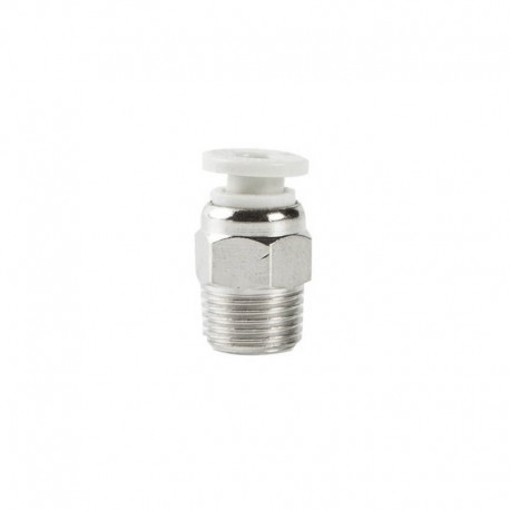Creality PC4-M10 Pneumatic Connector for Bowden Tube (Hotend side)
