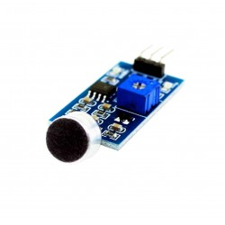 Sound Voice Detection Sensor Module (3 pin)
