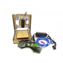 38x38mm DIY Micro Laser Engraving CNC Kit (1W Laser)