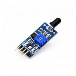 Flame Fire Ignition Detection Sensor Module (4 pin)