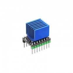 TMC2225 V1.0 Silent Stepper Driver Module (Black Blue) for RepRap RAMPS