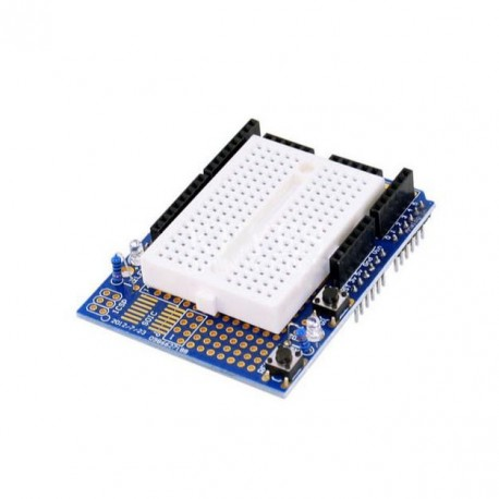 Arduino Uno Expansion board + 170 Breadboard (UNO Proto Shield)